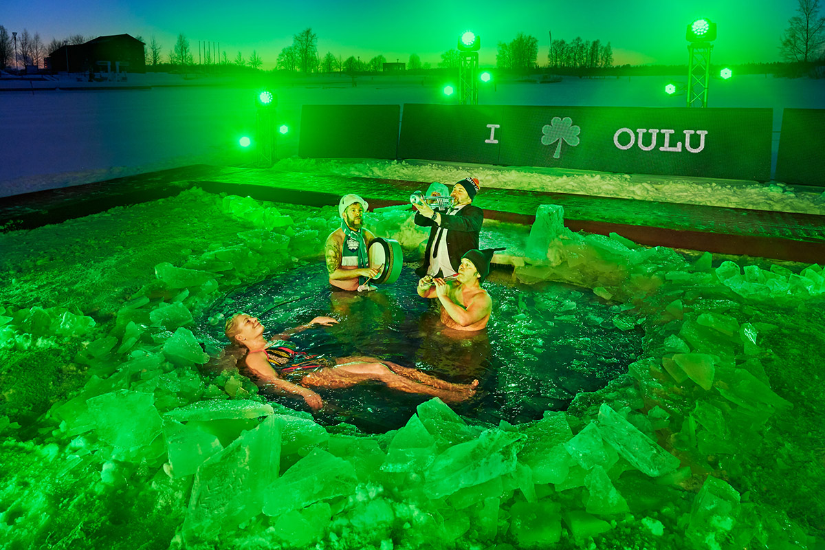 Global Greening Oulu 2019